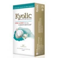 Alho envelhecido 600 mg 30 comp Kyolic